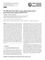 The 2007 flood in the Sahel: Causes, characteristics and its presentation in the media and FEWS NET