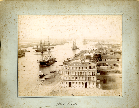 Port Said von N., N.